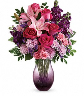 Teleflora's All Eyes On You Bouquet - Deluxe