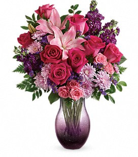 Teleflora's All Eyes On You Bouquet - Premium