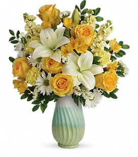 Teleflora's Art Of Spring Bouquet - Premium