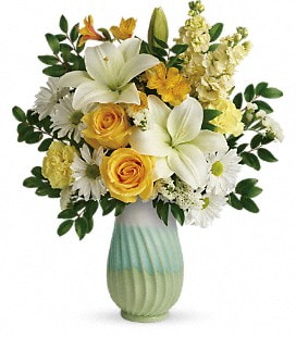 Teleflora's Art Of Spring Bouquet - Standard