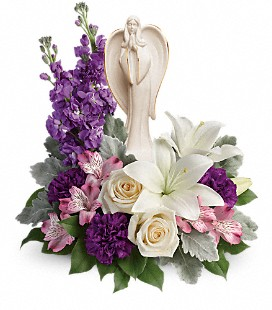 Teleflora's Beautiful Heart Bouquet - Standard