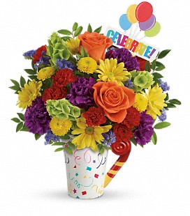 Teleflora's Celebrate You Bouquet - Standard