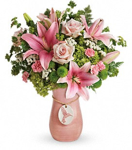 Teleflora's Elegance In Flight Bouquet - Standard
