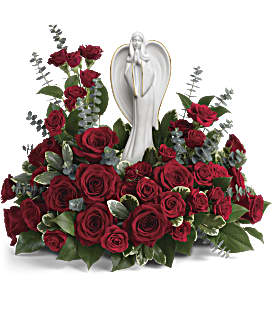 Forever Our Angel Bouquet - Premium