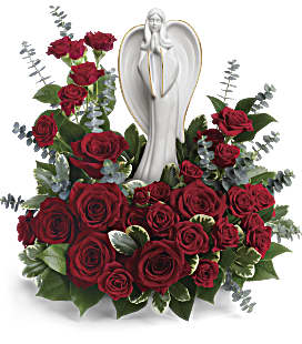 Forever Our Angel Bouquet - Standard