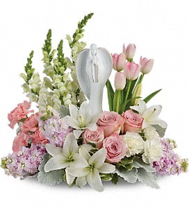 Teleflora's Garden Of Hope Bouquet - Premium