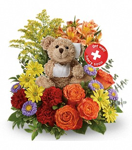 Get Better Bouquet by Teleflora - Deluxe