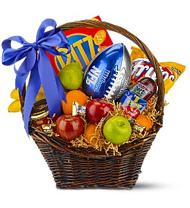 Goalpost Goodies Basket