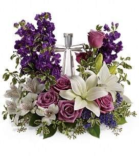 Teleflora's Grace And Majesty Bouquet - Deluxe