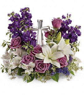 Teleflora's Grace And Majesty Bouquet - Premium