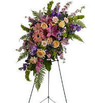Heavenly Grace Spray from Teleflora