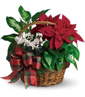 Holiday Homecoming Basket - Standard