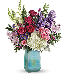 Teleflora's Iridescent Beauty Bouquet - Standard