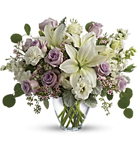 Lovely Luxe Bouquet - Deluxe