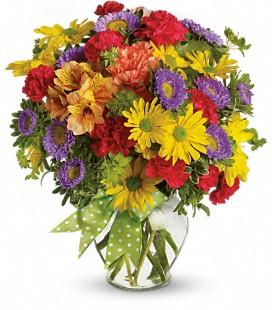 Make a Wish Bouquet - Deluxe