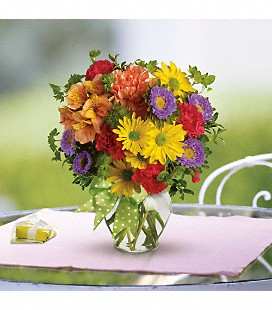 Teleflora Country Beauty Bouquet