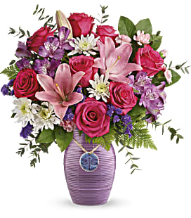 Teleflora's My Darling Dragonfly Bouquet - Premium