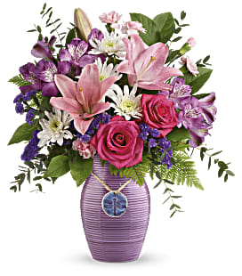Teleflora's My Darling Dragonfly Bouquet - Standard