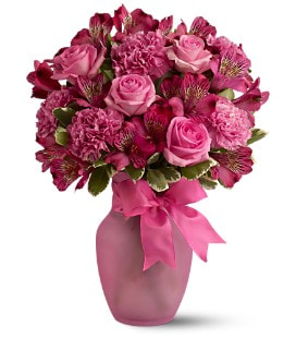 Pink Blush Bouquet - Standard