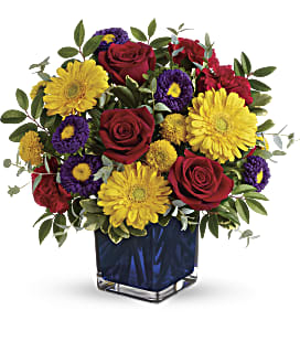 Teleflora's Pretty Perfect Bouquet - Deluxe