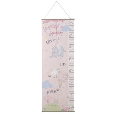 Up, Up & Away Growth Chart