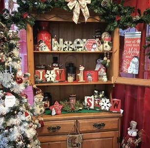 Vestibule Christmas Decoartions