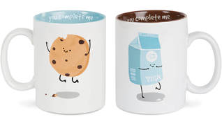 Cookies & Milk Mug Set