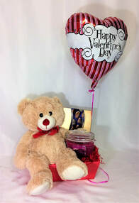 Graci's Valentine's Day Gift Set - Deluxe