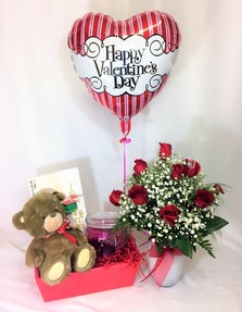 Graci's Ultimate Valentine's Day Rose Special - Deluxe