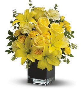 Teleflora's Ray of Sun Bouquet