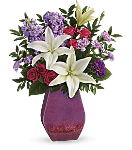 Teleflora's Regal Blossoms Bouquet - Standard