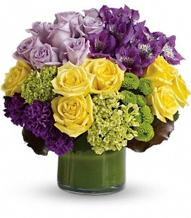Simply Splendid Bouquet - Deluxe