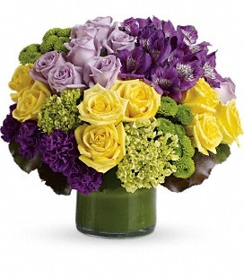 Simply Splendid Bouquet - Premium