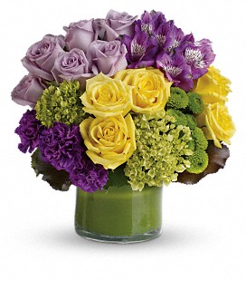 Simply Splendid Bouquet - Standard
