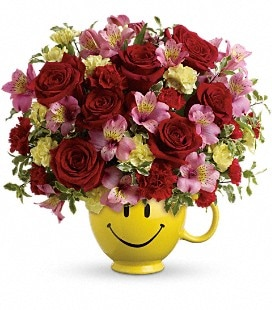 So Happy You're Mine Bouquet by Teleflora - Premium