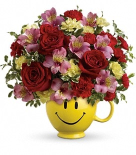 So Happy You're Mine Bouquet by Teleflora - Standard
