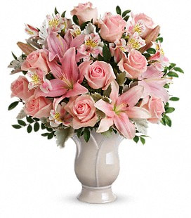 Teleflora's Soft And Tender Bouquet - Premium