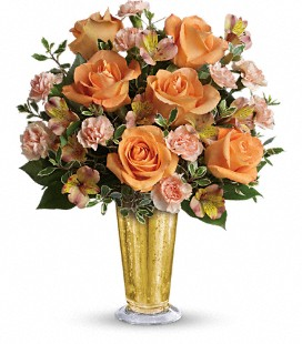 Teleflora's Southern Belle Bouquet - Deluxe