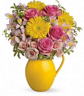You're Golden Bouquet by Teleflora - Deluxe