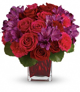 Teleflora's Take My Hand Bouquet - Deluxe