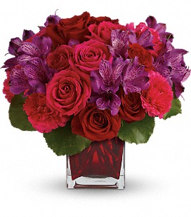 Teleflora's Take My Hand Bouquet - Standard