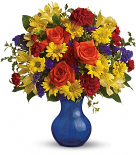 Teleflora's Three Cheers for You! - Standard