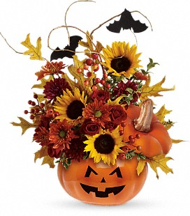 Teleflora's Trick & Treat Bouquet - Standard