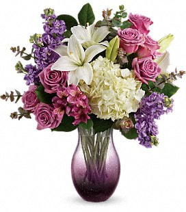 Teleflora's True Treasure Bouquet - Premium
