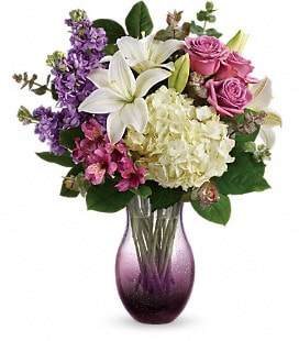 Teleflora's True Treasure Bouquet - Standard