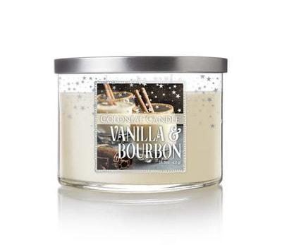 Vanilla & Bourbon Jar