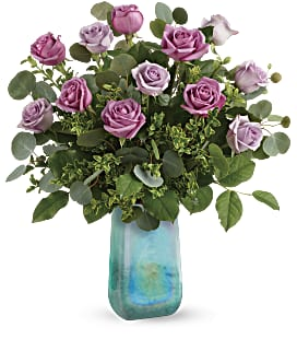 Teleflora's Watercolor Roses Bouquet - Standard