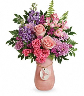 Teleflora's Winged Beauty Bouquet - Standard