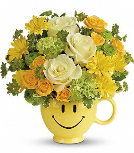 Teleflora's You Make Me Smile Bouquet - Standard